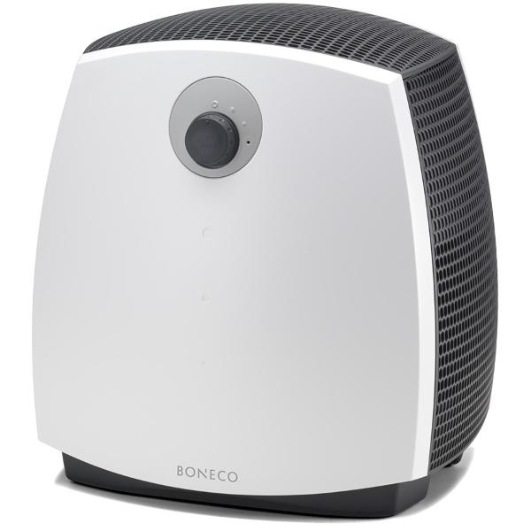 BONECO W2055A – Diskový zvlhčovač a pračka vzduchu z rodiny BONECO pro přirozeně čistý vzduch jako při dešti. Díky svému pěknému designu si jistě najde místo kdekoliv v domácnosti. Rozlučte se se suchým vzduchem, dýchacími potížemi a vysušenou pokožkou. Dýchejte zdr