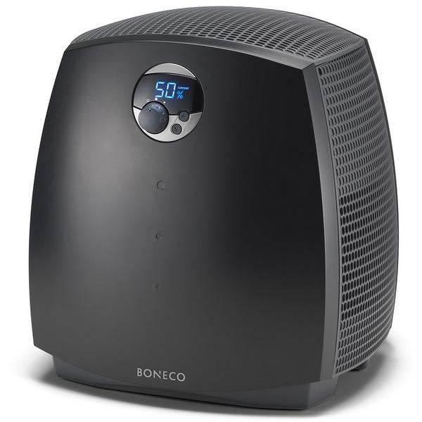 BONECO W2055D – Diskový zvlhčovač / pračka vzduchu určená pro domácnosti vytvoří příjemné přírodní prostředí.