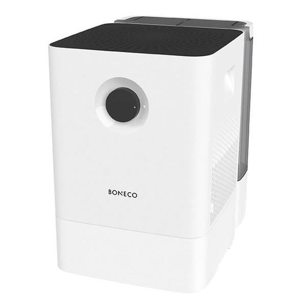 BONECO W300 – Vytvořte si ještě lepší domov se zvlhčovačem a pračkou vzduchu Boneco W300. Kromě snadné obsluhy a čištění zajisté oceníte extra dlouhý chod a ekologický provoz.
