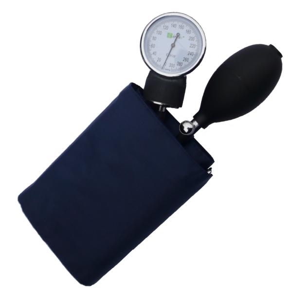 Intec WX-1004 – Jednoduchý a cenově výhodný aneroidní tonometr Intec WX-1004 je vhodný pro zdravotnický personál a osoby se zkušenostmi s auskultační metodou měřením krevního tlaku.